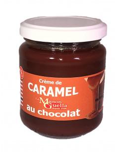 Caramel au chocolat à tartiner
