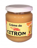 Crème de caramel au beurre salé au citron à tartiner