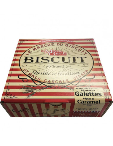 La Galette au Caramel au beurre salé