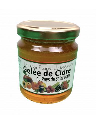 Gelée de cidre du pays de St Malo