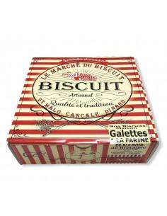 la galette à la farine de...