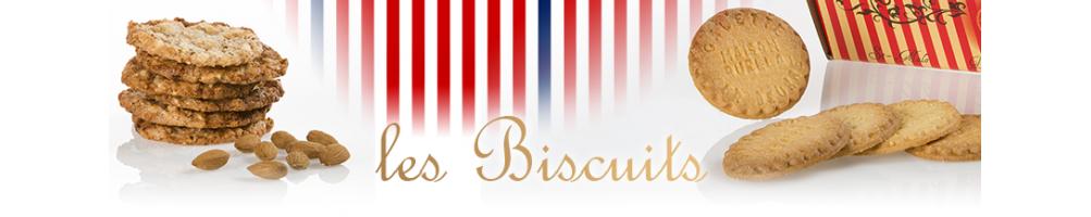 Biscuits bretons pur beurre salé frais